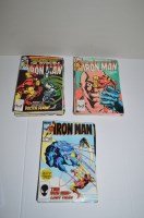 Lot 1065 - Iron Man, sundry issues between 150 and 200.