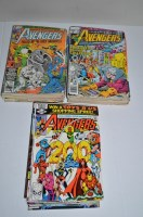 Lot 1073 - The Avengers, sundry issues between 151 and 200.