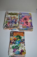 Lot 1075 - The Avengers, sundry issues between 201 and 345.
