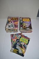 Lot 1077 - Marvel Comics Star Wars: 23-107 inclusive.