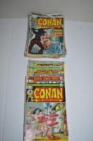 Lot 1083 - Conan The Barbarian: 25-49 inclusive.