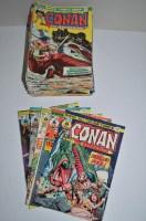 Lot 1084 - Conan The Barbarian: 50-100 inclusive.
