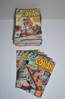 Lot 1085 - Conan The Barbarian, sundry issues between 101...