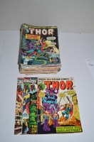 Lot 1096 - The Might Thor, sundry issues between 226 and...