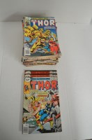 Lot 1097 - The Mighty Thor, sundry issues between 280 and...