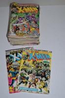 Lot 1151 - X-Men (first series): 96-149 inclusive.