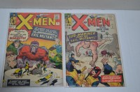 Lot 1185 - X-Men: 4 and 6.