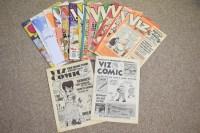 Lot 1596A - Viz Comic nos. 4, 6, 26, 27, 33, 39, 41, 45,...
