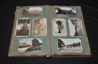 Lot 6 - Yorkshire Interest postcards to include: Danby,...