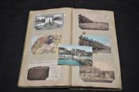 Lot 13 - North East Coast interest postcards, North...