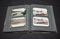 Lot 18 - Hartlepool interest postcards, including Dock...