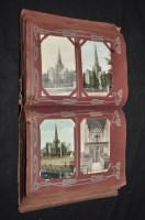 Lot 19 - Darlington and area interest postcards,...