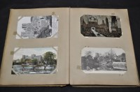 Lot 35 - Yorkshire interest postcards, to include:...