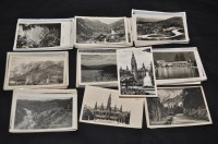 Lot 37 - Austrian and other European postcards,...