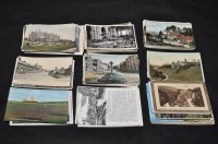 Lot 39 - North Eastern interest postcards, mainly North...
