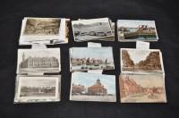 Lot 40 - North Eastern interest postcards, Stockton,...