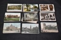 Lot 43 - County Durham interest postcards,...