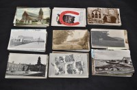 Lot 44 - North Eastern interest postcards, mainly...