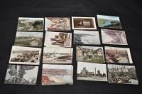 Lot 46 - North Yorkshire interest postcards,...
