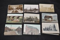 Lot 50 - North Eastern interest postcards, mainly...