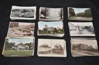 Lot 56 - Northumberland interest postcards,...