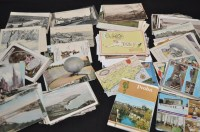 Lot 58A - A collection of 20th Century postcards,...