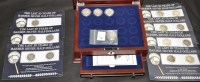 Lot 63 - ''The Last 20 years of the Barber Silver Half...