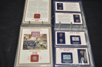 Lot 77 - ''100 Years of Lincoln Coin and Stamps 1909 -...