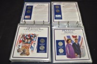 Lot 79 - ''The Complete John F.Kennedy Uncirculated U.S....