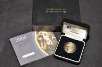 Lot 82 - A Queen Elizabeth II Gold Proof Sovereign 2006,...