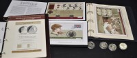 Lot 93 - ''The Great Monex Silver Proof Coin Collection'...