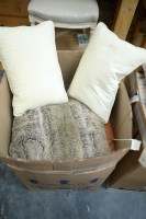 Lot 10 - A collection of miscellaneous scatter cushions.
