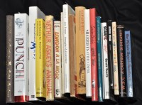 Lot 301-Art reference books, illustrated books and...