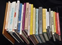 Lot 306-Books: mainly monographs on illustrators and...