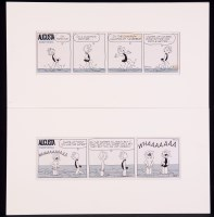 Lot 333 - Dominic Poelsma - ''Augusta'' - a four panel...