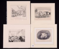 Lot 336 - William AugustusSillince - ''Maybe if I kick...
