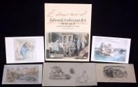 Lot 341 - Edward Ardizzone, RA - ephemera from the...