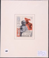 Lot 348 - Eric Fraser - ''From Ape Man to Homer'' -...