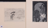 Lot 362 - Frank Reynolds, RI - ''At last we can use the...