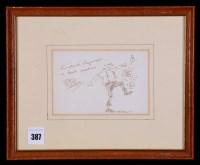 Lot 387 - William Edward ''Bill'' Tidy, MBE - A Cloggie...