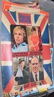 Lot 64 - Football memorabilia to include: programmes of...