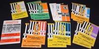 Lot 48 - European Fairs' Cup 1969 - 1970 Newcastle...