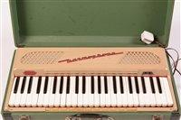 Lot 3 - Koestler harmophone