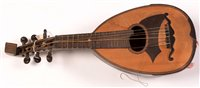 Lot 9 - Lombardi six string mandolin by Carlo...