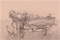"233 - ""Horse and Cart""."