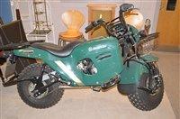 Lot 300-Ecorider motor cycle