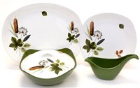 Lot 1001-John Russell for Midwinter dinner service