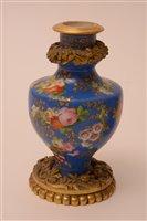 Lot 174-Pair of Jacob Petit porcelain scent bottles
