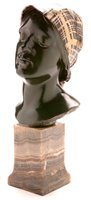 434 - After Antonin Larroux bronze bust