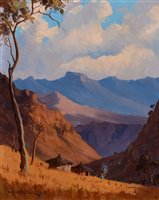 Image for Willem Hermanus Coetzer - oil painting